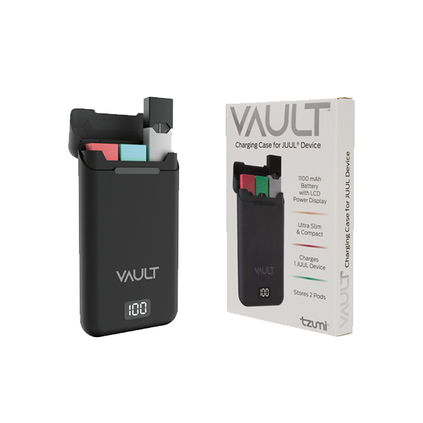 new arrivals 24ff8 b4001 VAULT Charging Case for JUUL Device